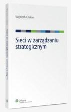 Sieci w zarządzaniu strategicznym