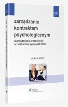 Zarządzanie kontraktem psychologicznym