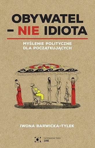 Obywatel - NIE Idiota. Okładka
