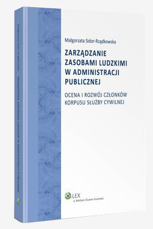 Zarządzanie zasobami ludzkimi w administracji publicznej