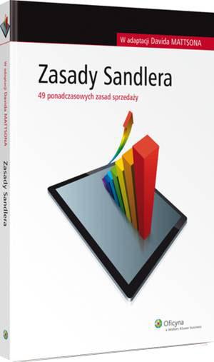 Zasady Sandlera. 49 ponadczasowych zasad sprzedaży