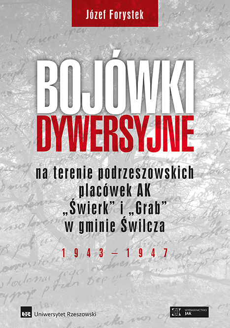 Bojówki dywersyjne na ziemi rzeszowskiej